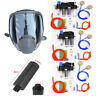 Safety Spray Painting Supplied Air Fed Respirator System 6800 Full Face Gas Mask