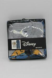 Disney Mens Sleep Set XL Extra Large Mickey Mouse