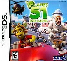 Planet 51: The Game (Nintendo DS, 2009)