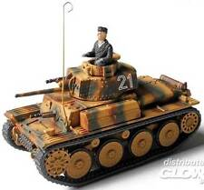 Forces Of Valor/Unimax German tanques 38 (t) ucrania 1944 Tank 1:72 listo modelo