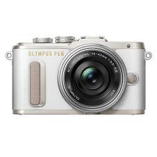 OLYMPUS PEN E-PL8 Kompakte Systemkamera Camera Digitalkamera 16 Megapixel weiß
