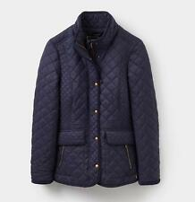Joules Newdale Quilted Jacket (x) Our 48hr Delivery 12 Marine Navy