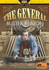 The General [New Dvd] Silent Movie