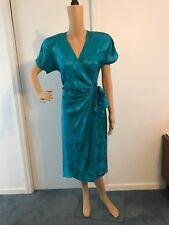 Carole M. Studio Petites 100% Silk Dress Size 8 Excellent Condition