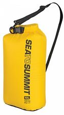 Sea To Summit Sac De Voyage Lightweight Sling Dry Bag 10 L Yellow
