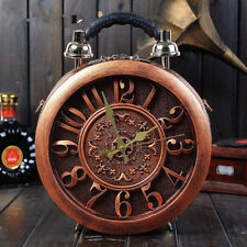 vintage personality Real clock purse handmade  handBag shoulder bag