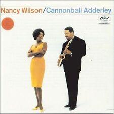 Nancy Wilson & Cannonball Adderley (CD 1961)