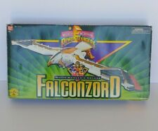 New listing Vintage Power Rangers Bandai Mmpr White Ranger Deluxe Falconzord 1995 With Box!