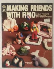 Hot Off The Press Fimo CLAY MATES Clowns Animals People Frames Ghosts Whale