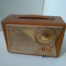 Vintage TSF Transistor émetteur radio Transistors Reela