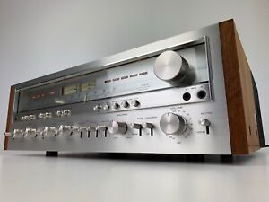 Complete Professional Restoration Service For Pioneer SX-1250 Stereo Receiver