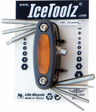 Multi-outils IceToolz 97B1 - 9 Fonctions
