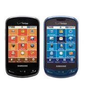 Samsung Brightside U380 - Black / Blue Verizon Phone Page Plus Straight Talk