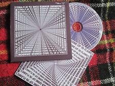 Morning Runner Gone Up In Flames  Parlophone CDRDJ6669 Promo UK CD, Single