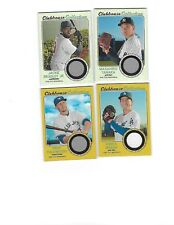 2017 Topps Heritage CLUB HOUSE COLLECTION GOLD JERSEY RELIC TROY TULOWITZKI  /99