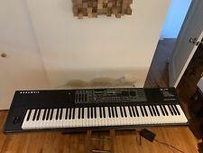 Kurzweil Pc2X Keyboard 88 keys works great. Used with rebuild power supply.