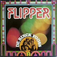 """7"""" 1980 rare in VG + +! de bläck fööss: FLIPPER"""