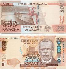Malawi - 500 Kwacha 2014 unc pick new