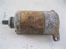 22C17 Kawasaki KLF 250 Bayou 2004 Starter Motor 21163-1266