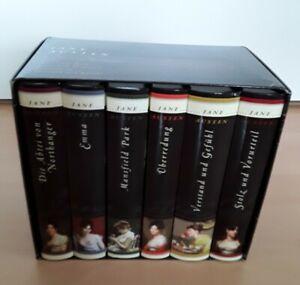 Die großen Romane von Jane Austen (2011, Gebundene Ausgabe)