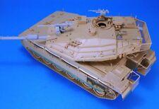 La produzione di legenda, LF1180 Merkava Mk.4 set di dettaglio, 1:35