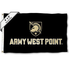 EMBROIDERED House Flag BY EVERGREEN ARMY BLACK KNIGHT SUPERSIZE