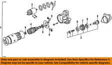 NISSAN OEM-Starter Motor 2330063J10R