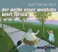 Der weisse Neger Wumbaba kehrt zurück (Live) von Axel Hacke | Buch | Zustand gut