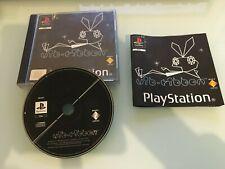 Vib-Ribbon Vib Ribbon Playstation 1 PS1 complet PAL VF