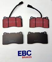 ALFA ROMEO 159 (939) EBC ULTIMAX FRONT BRAKE PADS (BREMBO CALIPERS) OE: 77364900