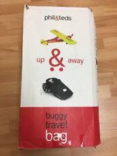 Phil & Teds Vibe Buggy Travel Bag Black Brand New