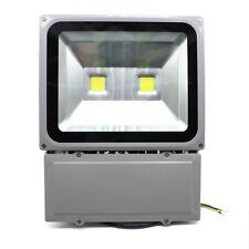 100W Fluter LED Strahler Scheinwerfer Außen Licht Außenstrahler Kaltweiss IP65