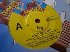 ELECTRIC LIGHT ORCHESTRA---HOLD ON TIGHT           45