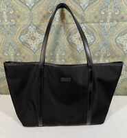 """CHICECO Extra Large 20.5"""" Black Work Tote Travel Bag"""