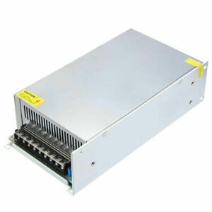 AC DC 18 Volt 30/40/50/60/80 Amp Industrial Transformer Switching Power Supply