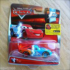 Disney PIXAR Cars TRANSFORMING LIGHTNING MCQUEEN diecast DINOCO DAYDREAM 1/9INTL