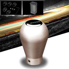 NRG Innovations Titanium Pear 5/6-Speed Manual M8 M10 M12 SK-900T Shift Knob