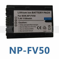 Battery For Sony HDR-XR150 HDR-XR155 HDR-XR160 HDR-XR260V Handycam Camcorder