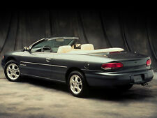 1998 Chrysler Sebring convertible, Refrigerator Magnet, 40 MIL