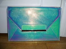 Ladies Special Occasion Evening Handbag Clutch Pearlescent  Miss Selfridge BNWT