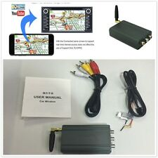 Car Miracast Airplay Android IOS TV WiFi Mirror Link Adapter Smartphone Screen