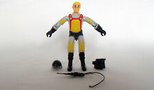 Vintage GI Joe BFTB Exclusice CUSTOM Action Force BOMBARDIER figure Complete!