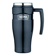 THERMOS STAINLESS STEEL KING  TRAVEL MUG 16 OZ