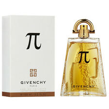 Pi By Givenchy 3.3oz/100ml Eau De Toilette **EDT** Spray For Men's Cologne NIB