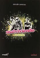 SERIE COMPLETA EN DVD MALVIVIENDO (EDICIÓN ESPECIAL) NUEVA A ESTRENAR PRECINTADA