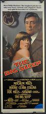 The Big Sleep 1978 Orig 14X36 Movie Poster Robert Mitchum Sarah Miles