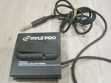 Pyle Pro PylePro PPDLST4 Control On-Off Pedal Foot Switch FootSwitch