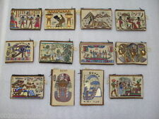Wholesale 6 Egyptian Pharaohs wallet Coin purse Cell Phone Case Mobile iphone
