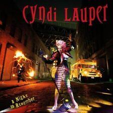 Cyndi Lauper A night to remember (1989) [CD]