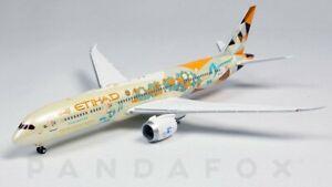 Etihad Airways Boeing 787-9 A6-BLI ADNOC JC Wings JC4ETD212 XX4212 Scale 1:400